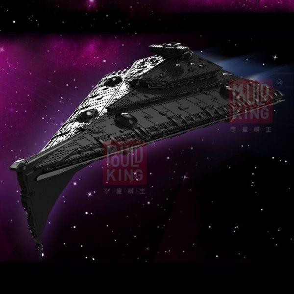 Dhl Mouldking 21004 Star Toys Wars Building Blocks Ucs Dreadnought Star Destroyer Assembly Model Kits Kids 1