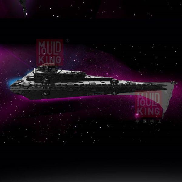 Dhl Mouldking 21004 Star Toys Wars Building Blocks Ucs Dreadnought Star Destroyer Assembly Model Kits Kids 2