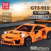Mould King 13129 Gt3 Rsr Speed Racing Sport Car