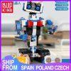 Mould King Idea Intelligent Programming Remote Control Robot Boost Wall E Toys Model Building Bricks Blocks