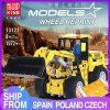 Mould King 13122 Technic Series Volvo L350f Wheel Loader Bulldozer Model Building Blocks Bricks Compatible With