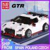 Mould King Creative Series Technic Nismo Nissan Gtr R35 Speed Racing Sport Car Model Building Blocks