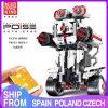 Mould King Technic Idea Mindstorms Programme Remote Control Robot Wall E Model Building Bricks Blocks 31313