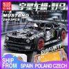 Mould King Technic Series Rc Ford Mustang Hoonicorn Rtr V2 Racing Car Model Building Blocks Bricks