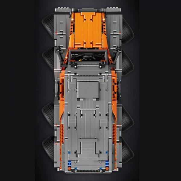 Mould King Technic Series Siberia Off Road Vehicle Remote Control Car Model Building Blocks Bricks 13088 3