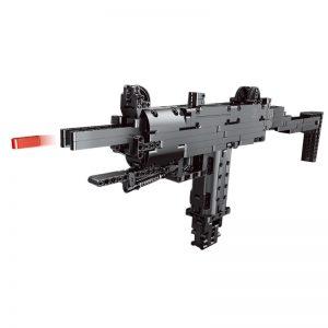 Mouldking 14006 Mini Uzi Submachine Gun 5