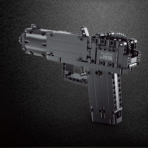 Mouldking 14008 Glock Automatic Pistol 3
