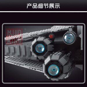 Mouldking 21005 Venator Class Republic Attack Cruiser Star Wars 2