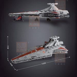 Mouldking 21005 Venator Class Republic Attack Cruiser Star Wars 4