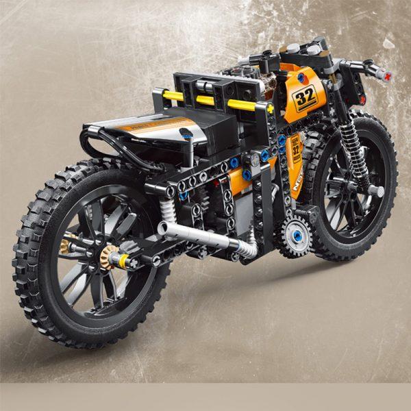Mouldking 23005 Moc 17249 Rc Racing Motorcycle 3
