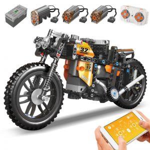 Mouldking 23005 Moc 17249 Rc Racing Motorcycle 5
