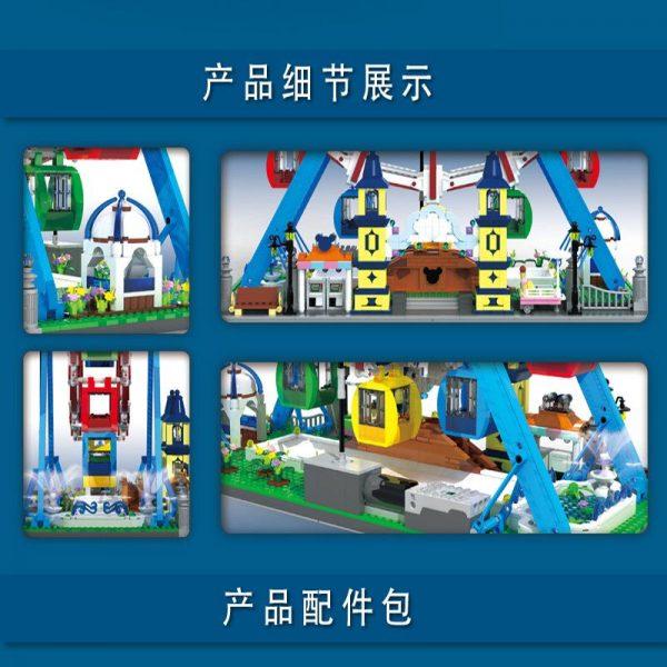 Creator Mouldking 11006 Ferris Wheell 2