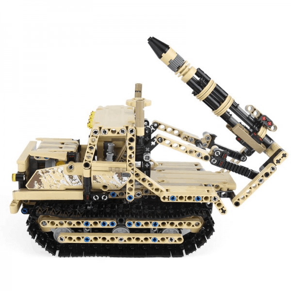 Mould King 13012 Armour Tank 5