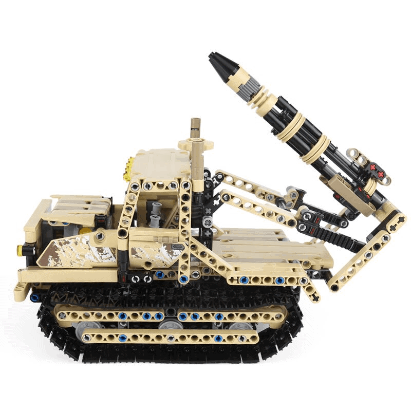 MOULD KING 13012 Armour Tank