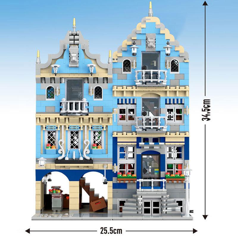 MOULD KING 16020 European Market