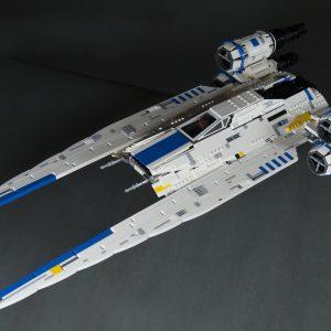 Mouldking 21016 Rebel U Wing Fighter By Mirko Soppelsa 2