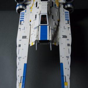 Mouldking 21016 Rebel U Wing Fighter By Mirko Soppelsa 3