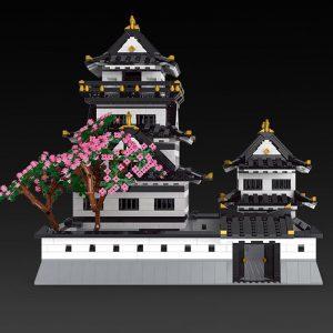 Mouldking 22006 Ustar Nazuki Himeji Castle 3