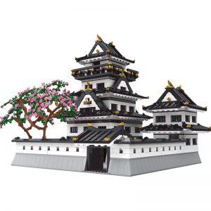 Mouldking 22006 Ustar Nazuki Himeji Castle 5