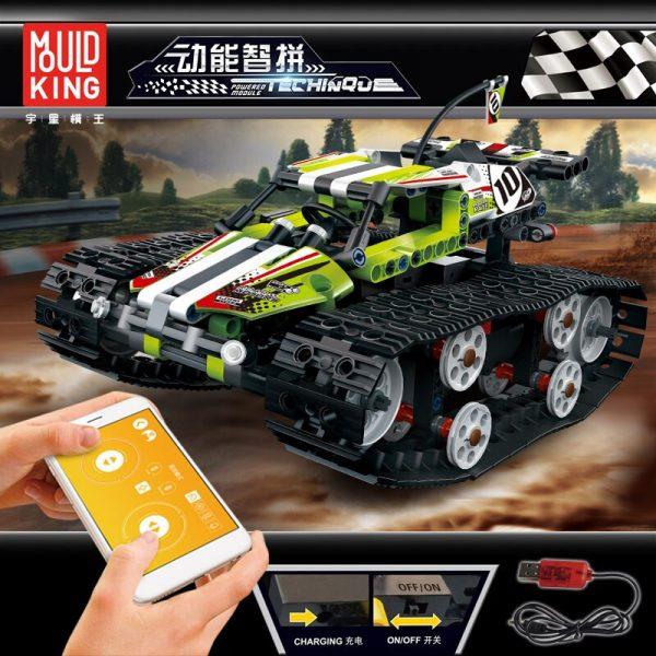 Khu N M U King 13023 13024 Technic Xe B Nh X Ch Xe G Ch (2)