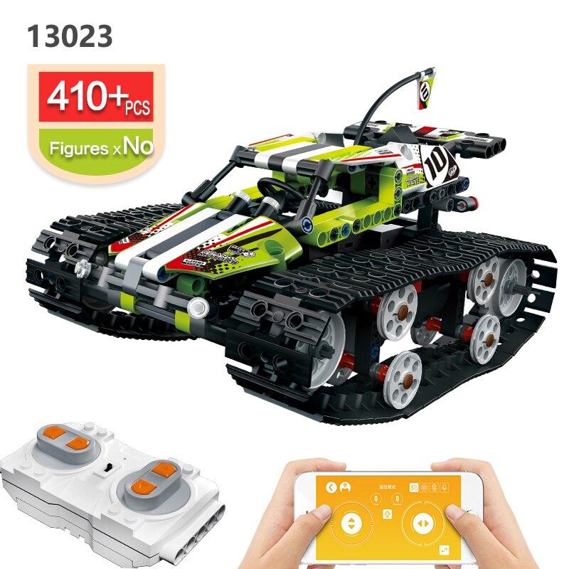 MOULD KING 13023-13024 Remote Control Crawler Car