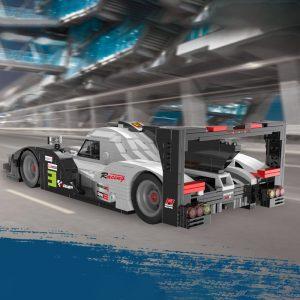 Mouldking 10002 Porsche 919 Super Car 2