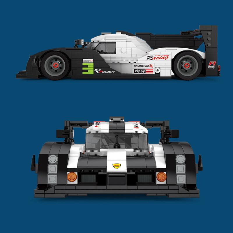 Mouldking 10002 Porsche 919 Super Car 3