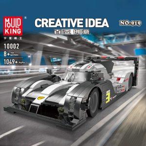 Mouldking 10002 Porsche 919 Super Car