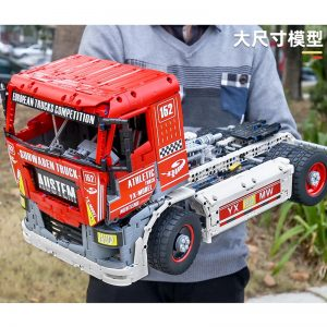 Mouldking 13152 Moc 27036 Rc Race Truck Mkii 5