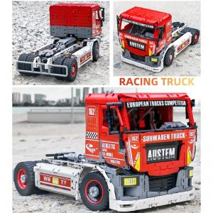 Mouldking 13152 Moc 27036 Rc Race Truck Mkii 6