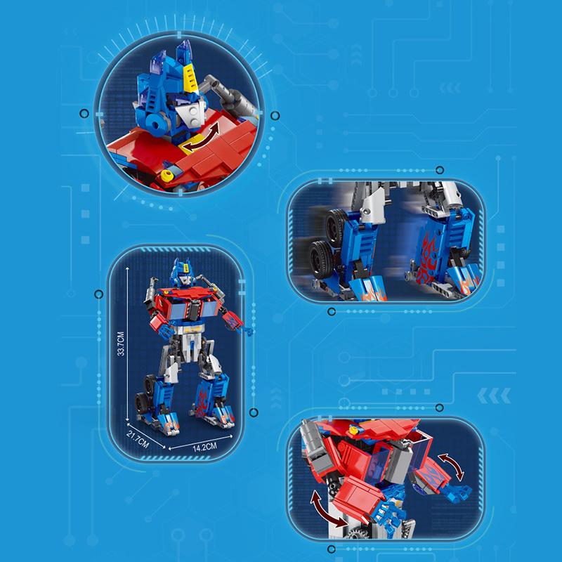 MOULD KING 15036 Prime Robot