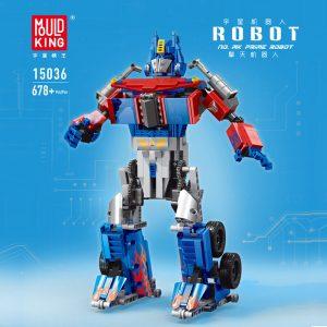 Mouldking 15036 Prime Robot