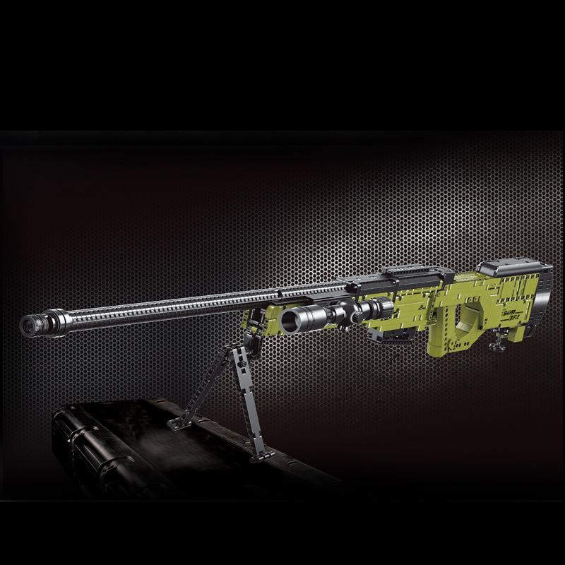 MOULD KING 14010 AWM Sniper Rifle