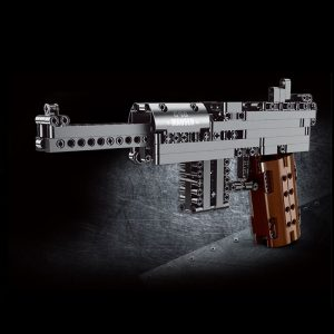 Mouldking 14011 Mauser C96 Block Gun 2