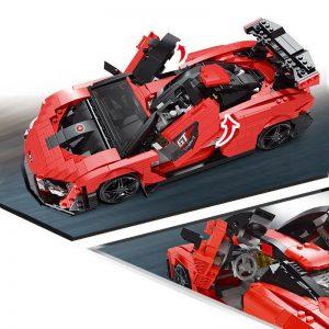 Mouldking 10007 Mclaren Senna Super Car 2