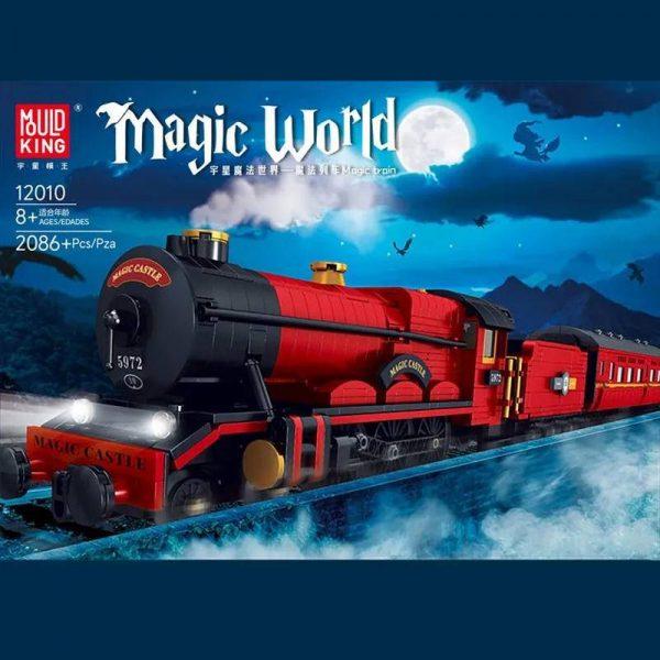 Mouldking 12010 Magic World Magic Train