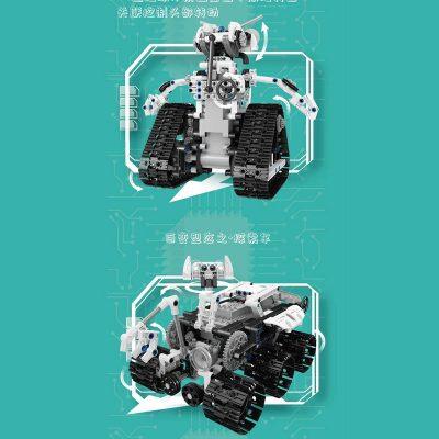 MOULD KING 15046 Power Brick: Transbot