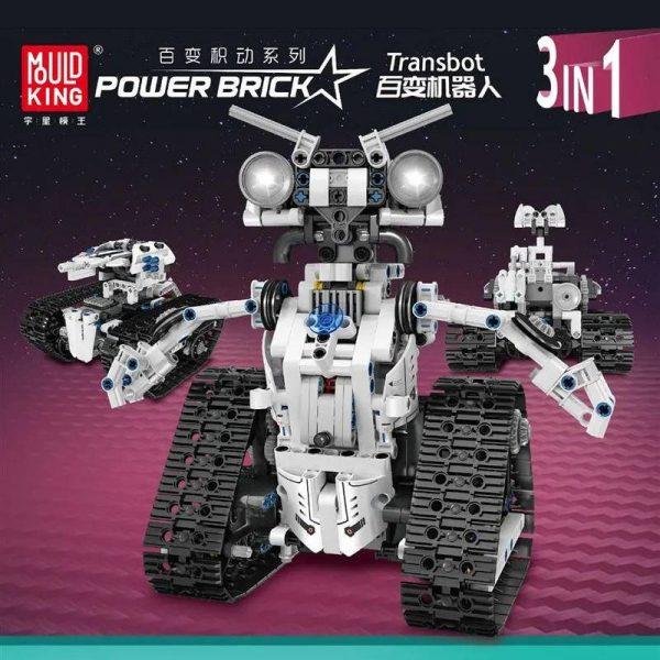 Mouldking 15046 Power Brick Transbot