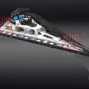 MOULD KING 21004 Eclipse Super Star Destroyer Class Dreadnought by QuiGon