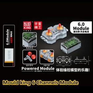 MOULD KING M-0019 6.0 Module Channels Powered