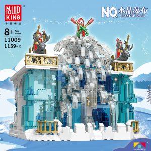 MOULD KING 11009 Crystal Falls