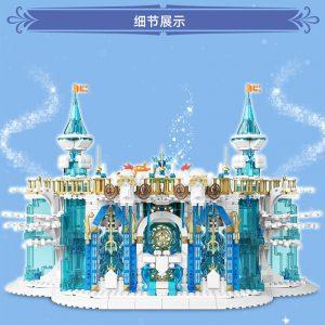MOULD KING 11010 Ice Ballroom