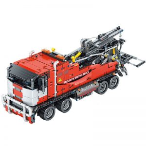 MOULD KING 19001 Pneumatic Service Truck