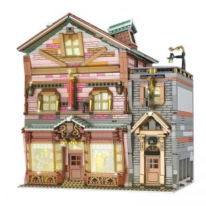 Mould King 16039 Harry Potter Quick Pitch Supplies (2)