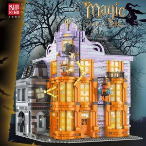 Mould King 16041 Harry Potter Magic Joker Shop (1)