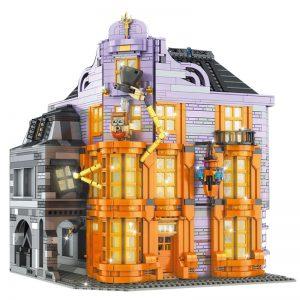 Mould King 16041 Harry Potter Magic Joker Shop (2)