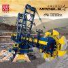Mould King 17006 Bucket Wheel Excavator (1)
