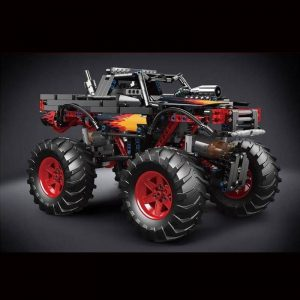 MOULD KING 18008 Flame Monster