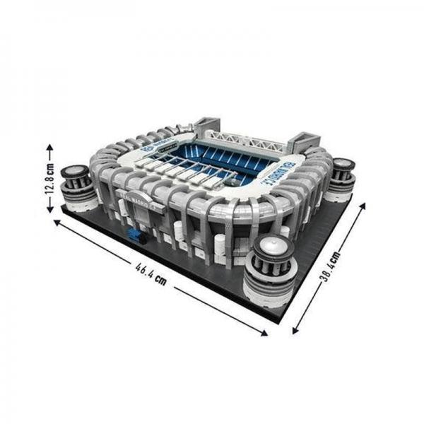 MOULD KING 22026 Santiago Bernabéu Stadium