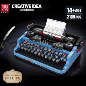 MOULD KING 10032 Typewriter